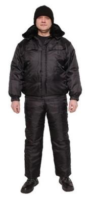 Зимняя одежда для охранников