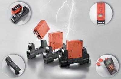 Основные типы устройств для защиты производственных объектов от перенапряжения