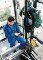 Обследование лифтового оборудования