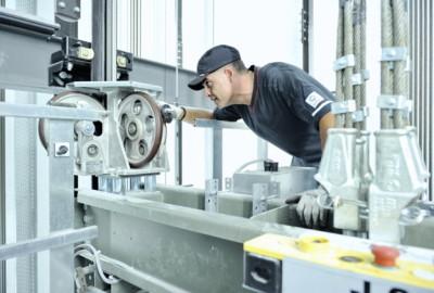 Пуско-наладочные работы лифтового оборудования