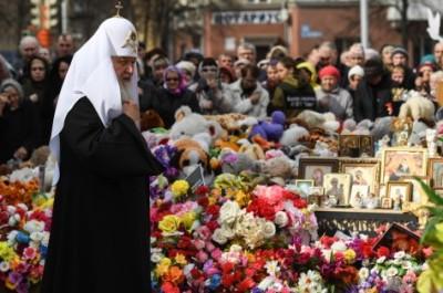 40 дней со дня трагедии в Кемерове