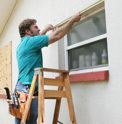 Замер и монтаж пластиковых окон