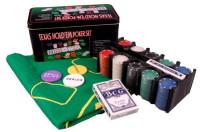 недорогой покерный набор