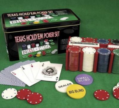 покерный набор Holdem Light