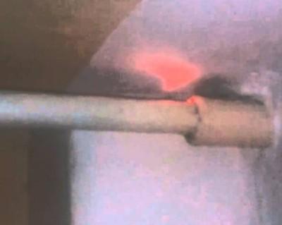 Заземление на газовую трубу