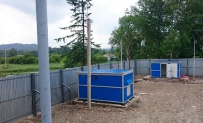 В селах Приморья ставят дизельгенераторы
