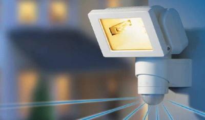 Световые датчики движения
