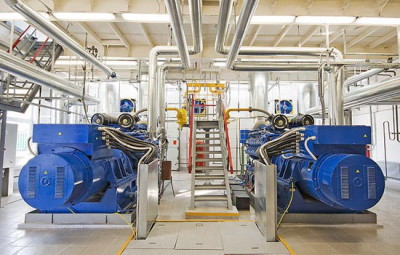 Современные дизельные электростанции