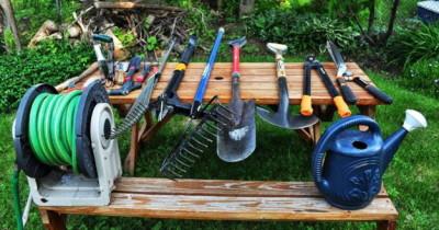 Садовый ручной инструмент