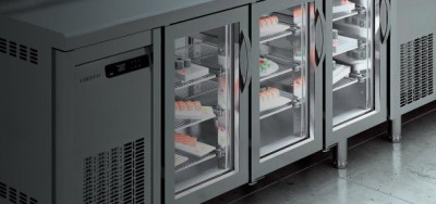 холодильный регал