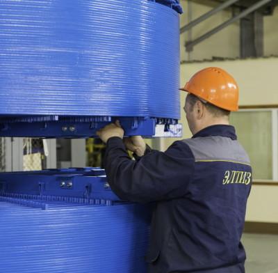 завод Элтиз в городе Запорожье