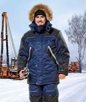 Зимняя спецодежда